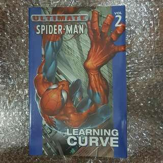 Ultimate Spider-Man Vol. 2: Learning Curve (Paperback)