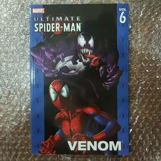 Ultimate Spider-Man Vol. 6: Venom (Paperback)