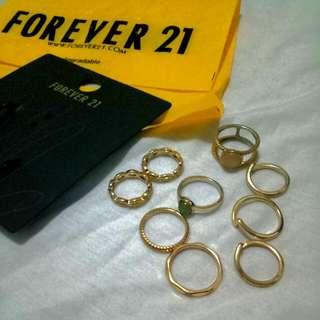 Midi Rings F21