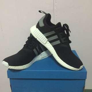 Adidas NMD R1 Black UK10