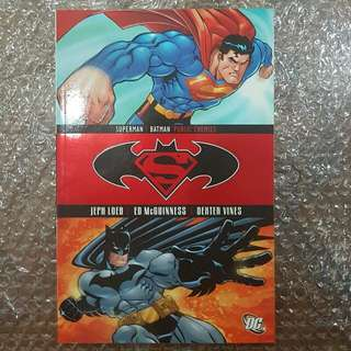Superman/Batman Vol. 1: Public Enemies (Paperback)