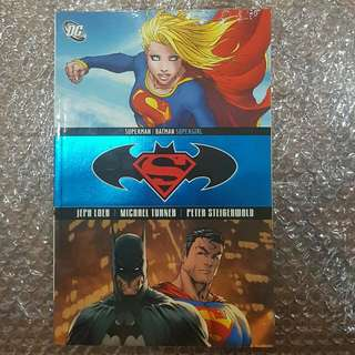 Superman/Batman Vol. 2: Supergirl (Paperback)