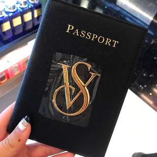Victoria Secret維多利亞的秘密護照套