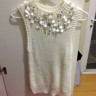 FREE SHIP H&M Knitted Top