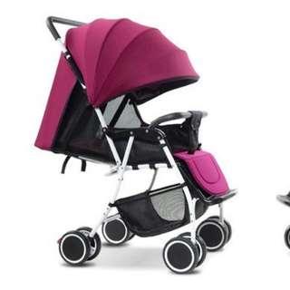 Nuna Style Premium Stroller