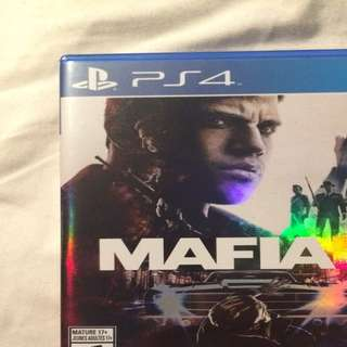 Mafia 3 For Ps4 30$