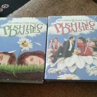 Pushing Daisies Season 1&2