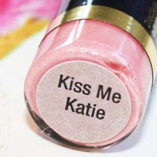 Kiss Me Katie Lipsense Collection
