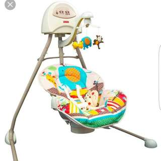 Fisher Price Baby swing /cradle