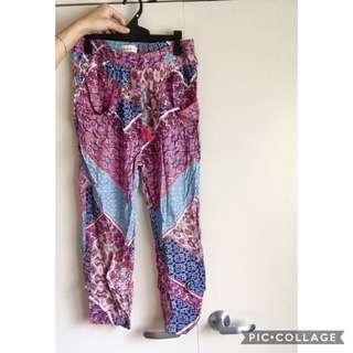 Colourful Gypsy Pants / Pyjama