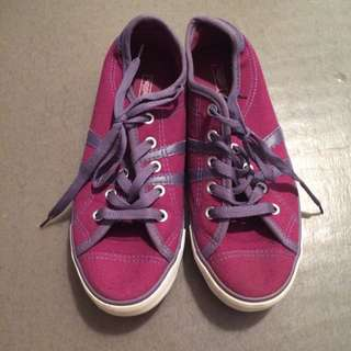 Rivers purple Canvas Sneakers