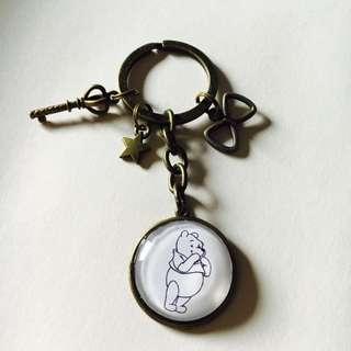 🚚 客製化手作鑰匙🔑圈