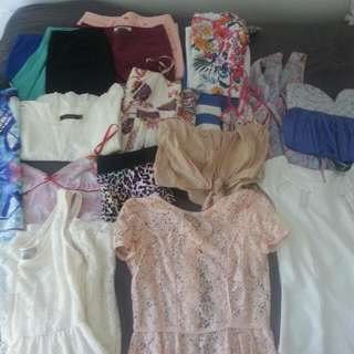 Women's clothing (bundle)