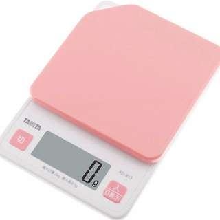 🇯🇵日本代購🇯🇵TANITA 日本品牌麵粉廚房磅2kg