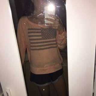 FACTORIE American pullover Shirt Jumper