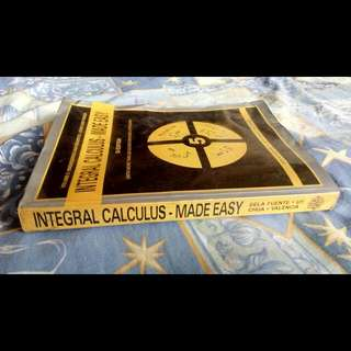 INTEGRAL CALCULUS - MADE EASY