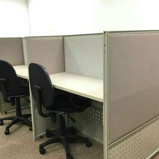 Office System Furniture Desks/Workstations