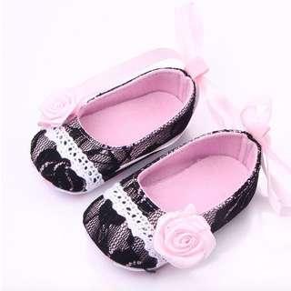 Prewalker Baby Shoes Vieena Pink