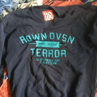 Sweater Rown Dvsn Navy