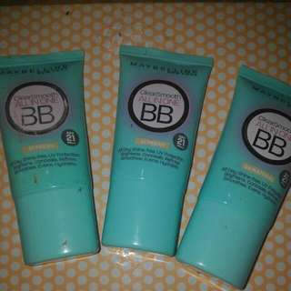 clear smooth all in one bb cream maybelline