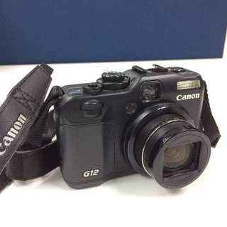 [Reduced] Canon G12
