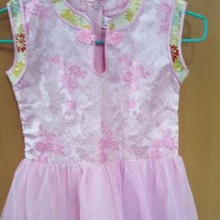 Cheong Sam QIPAO LITTLE GIRL CNY DRESS