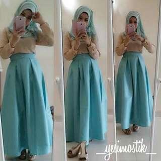 Puffi Skirt