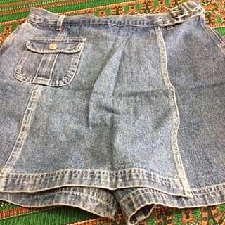 Jeans Skirt (Cherokee)