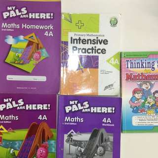 Primary 4 Maths