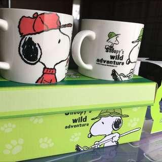 🚚 Snoopy 馬克杯組