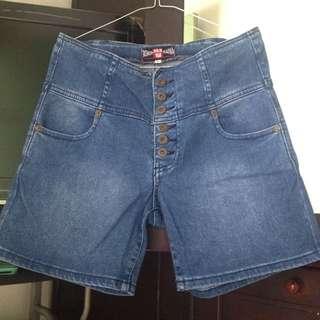 Hot Pants High Waist