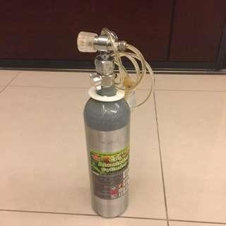 水族專用CO2鋼瓶