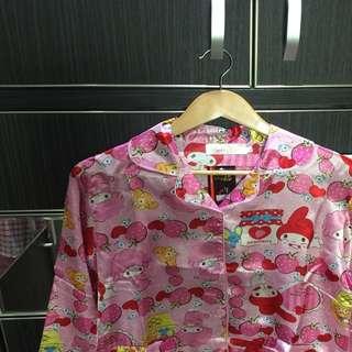 Baju Tidur Melody Pink