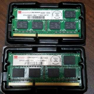 Strontium 8GB 1333MHZ RAM