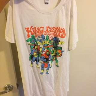 King Gizzard Shirt