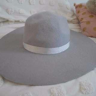 Wide Brim Hat (Montana Hat by Lack of Colour)