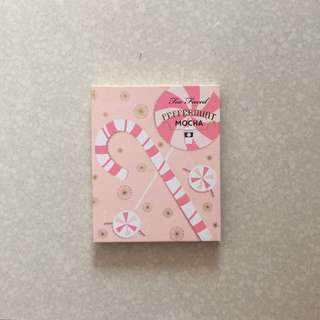 Too Faced Peppermint Mocha Palette