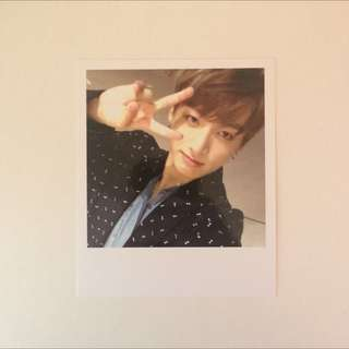 WTT/WTS: BTS WINGS — Jungkook's Photocard
