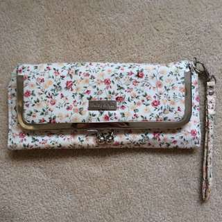 Ruby & Kit Floral Wallet Clutch