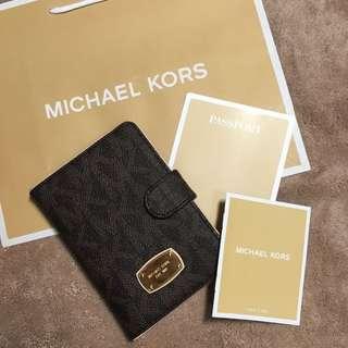 Michael kors 護照夾 美國🇺🇸購入