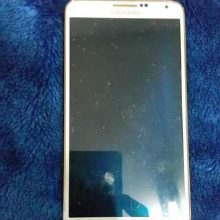 Samsung Note 3 (LTE) 16GB 品相良好