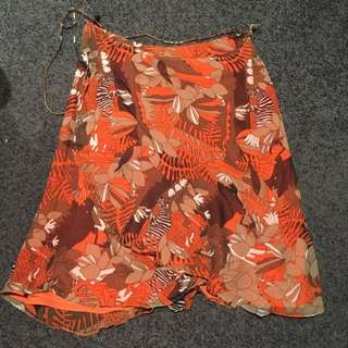 Zimmerman Tropical Skirt Size 1