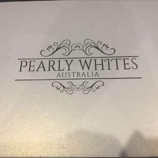 Pearly White Teeth Whitening Kit (Gift Box)