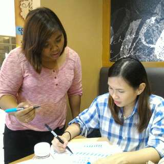Private Brush Calligraphy Workshop