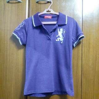 Giordano Purple Polo