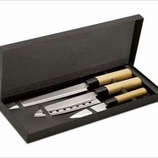 BB Knife Set (BRAND NEW)