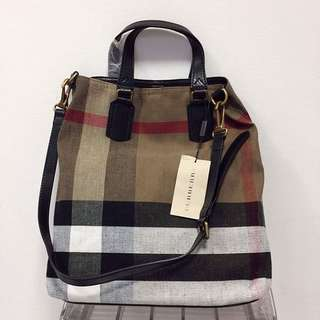 Burberry Sling Tote