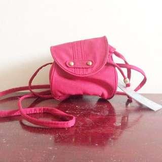 Maroon Small Sling Bag