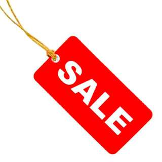 Items On Reduced Prices!!!