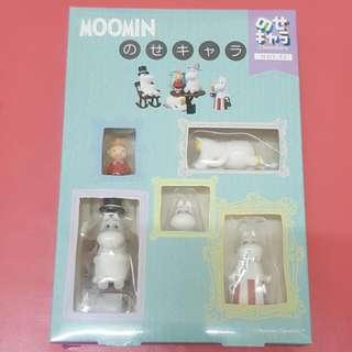 Moomin疊疊樂, 日本限定